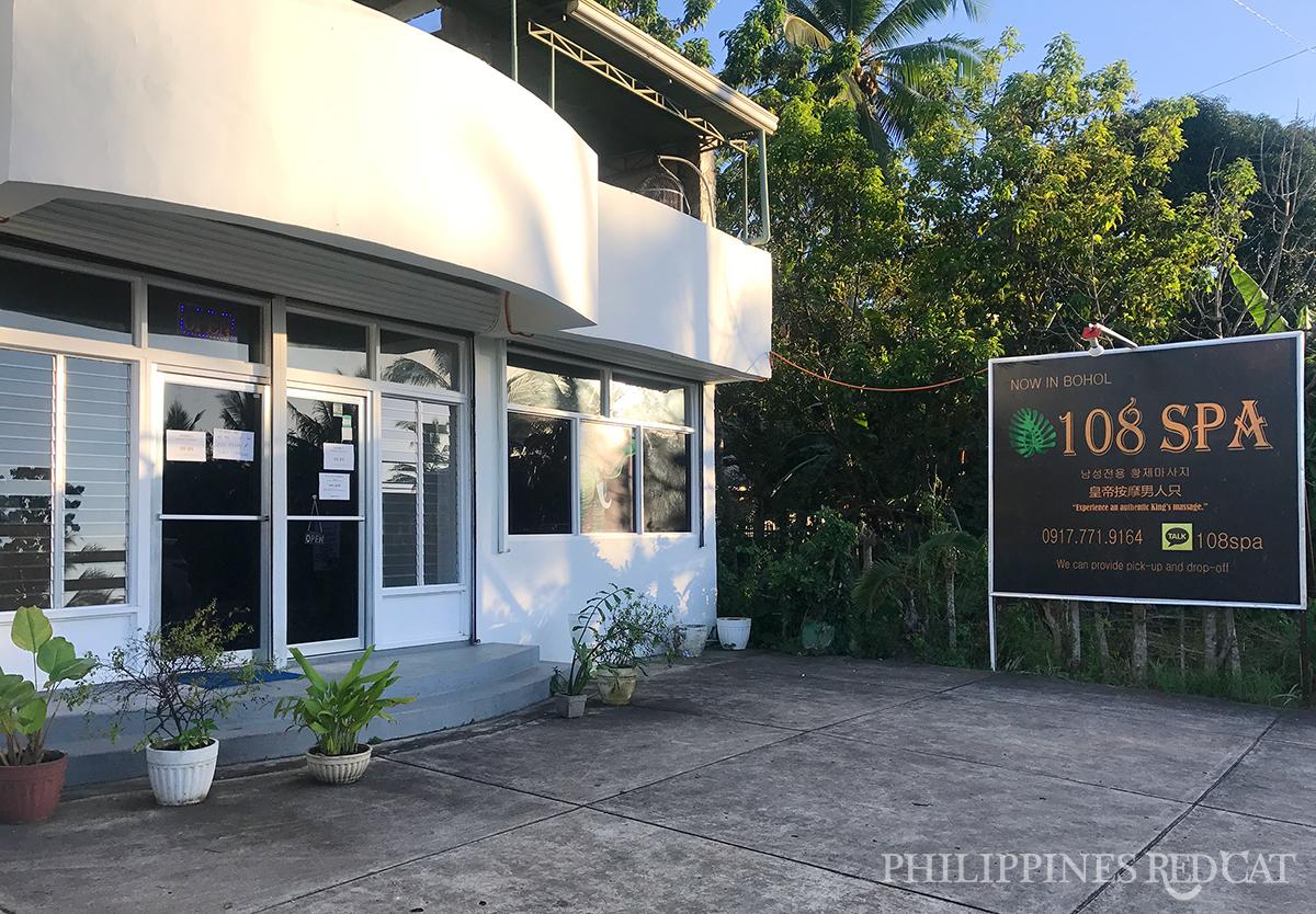 108 Spa à Bohol