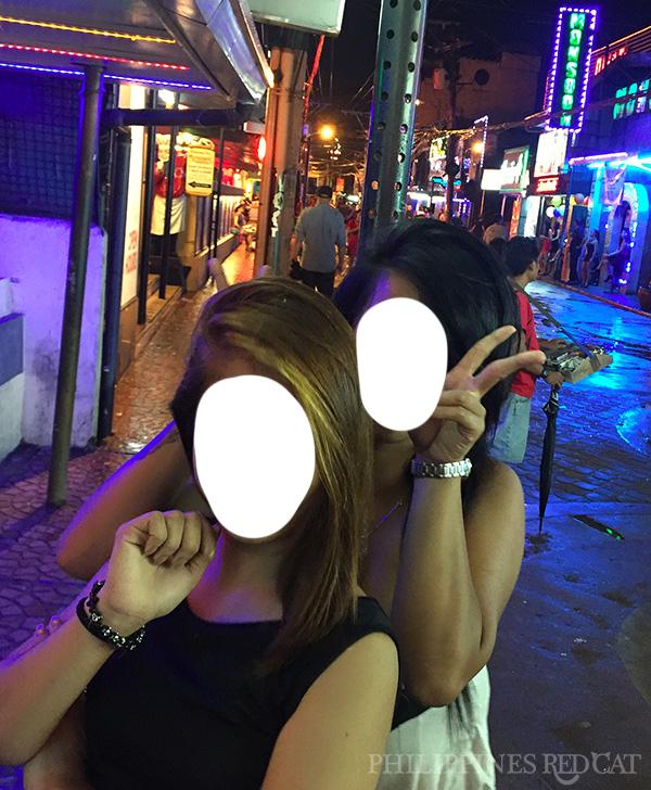 Angeles Bar Girls