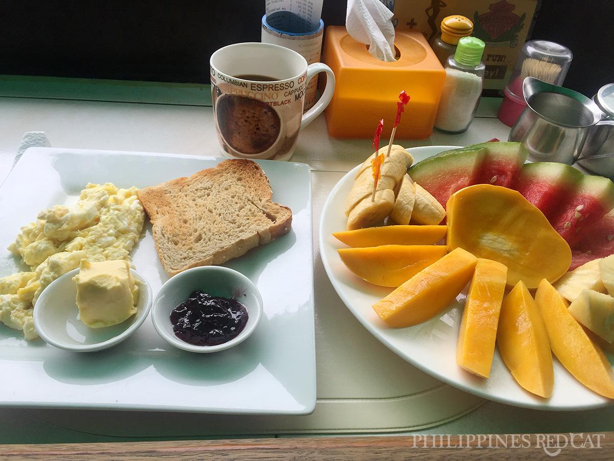 Angeles Breakfast
