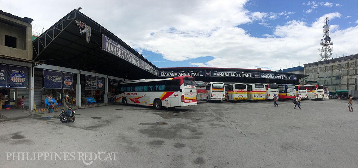 Angeles Dau Bus Station
