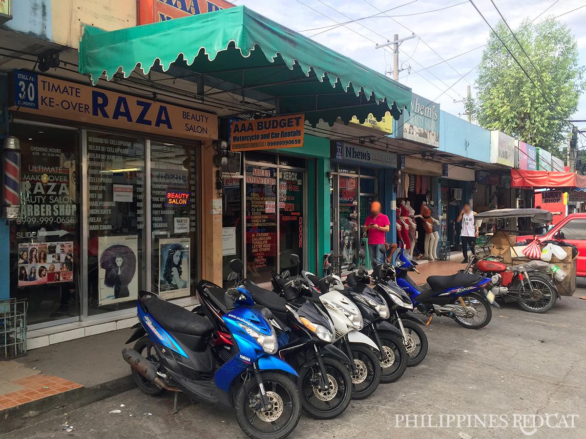 Angeles Motorbikes