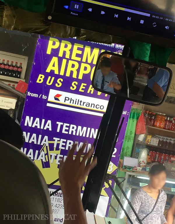 Angeles to Manila Bus