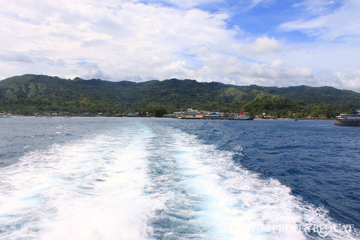 Batangas to Sabang Ferry