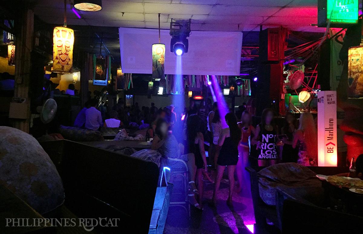 Boracay Girly Bar