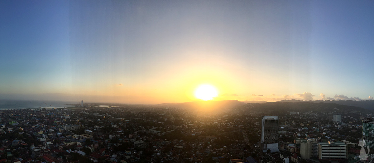 Cebu City Sunset