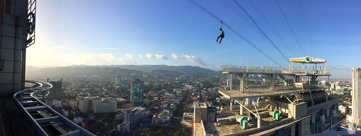 Cebu Ziplining