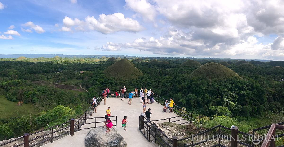 Chocolate Hills Lookout