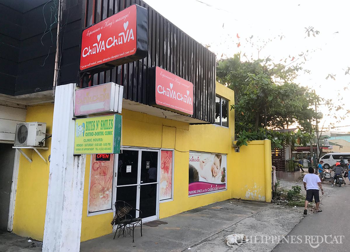 Chuva Chuva Massage Cebu