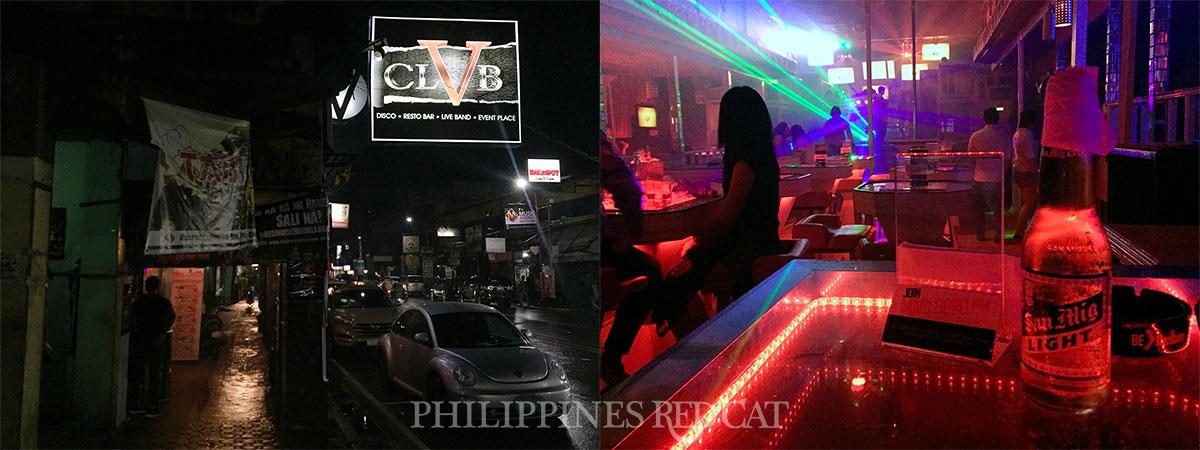Club V Subic