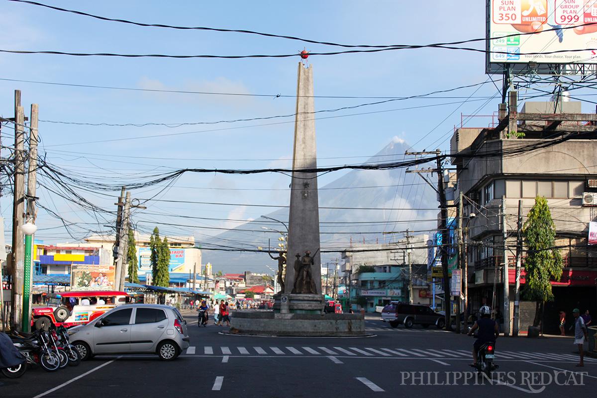 Legazpi Centre Ville