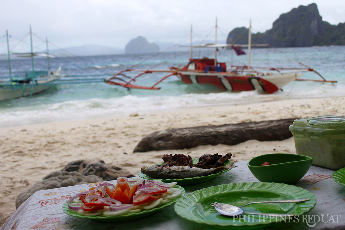 El Nido Lunch