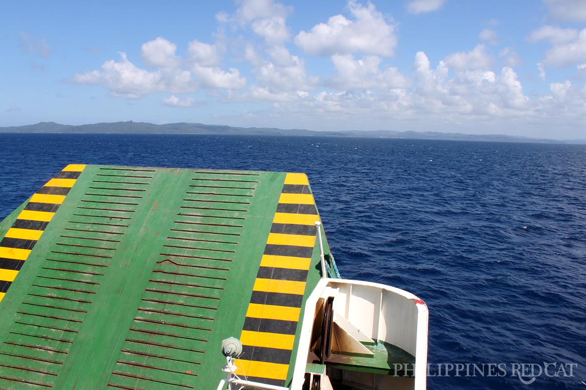 Ferry de Manille à Cebu