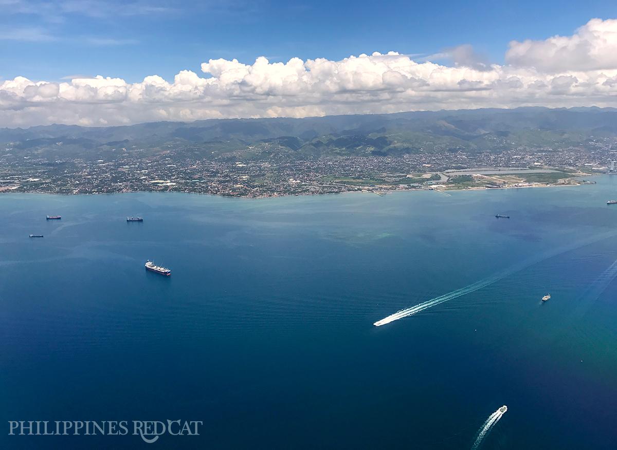 Avion de Manille à Cebu