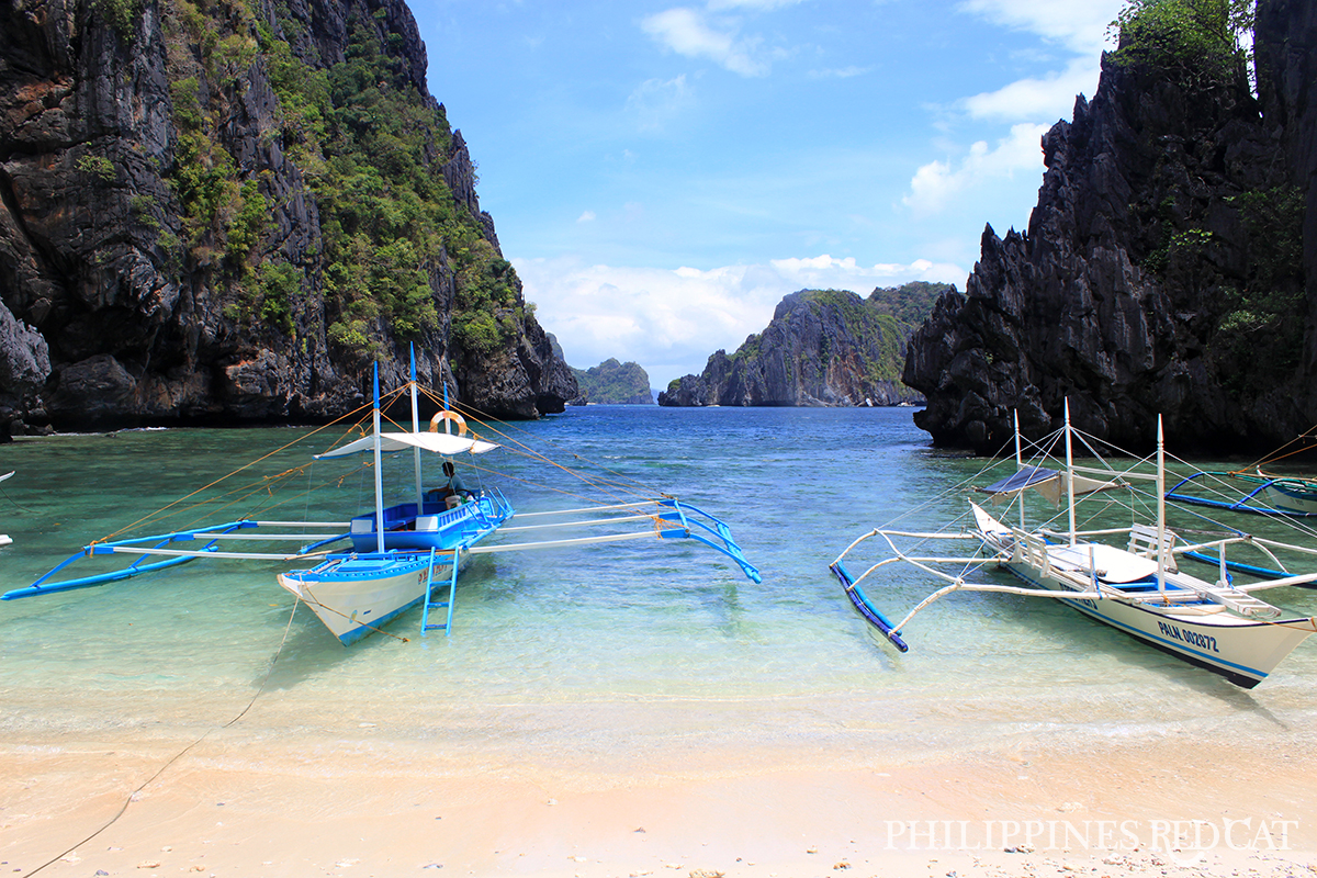 Island Hopping in Palawan