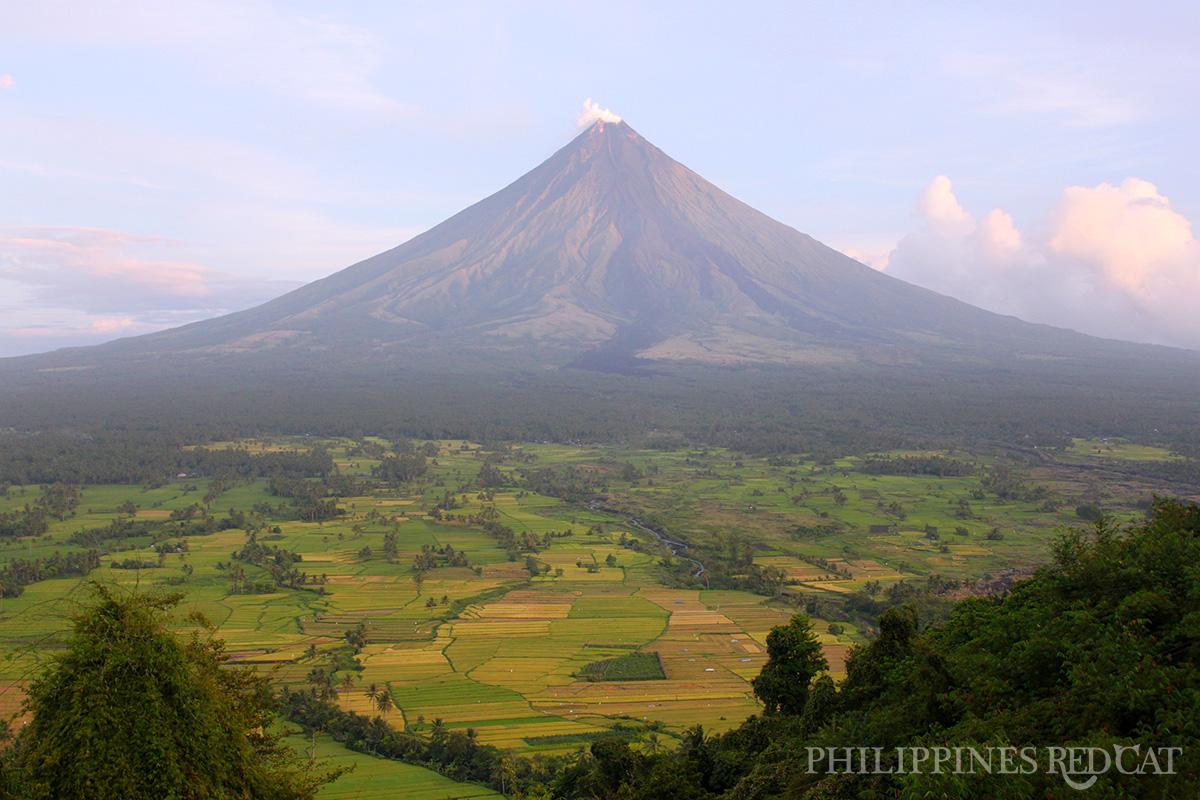 Legazpi Mount Mayon