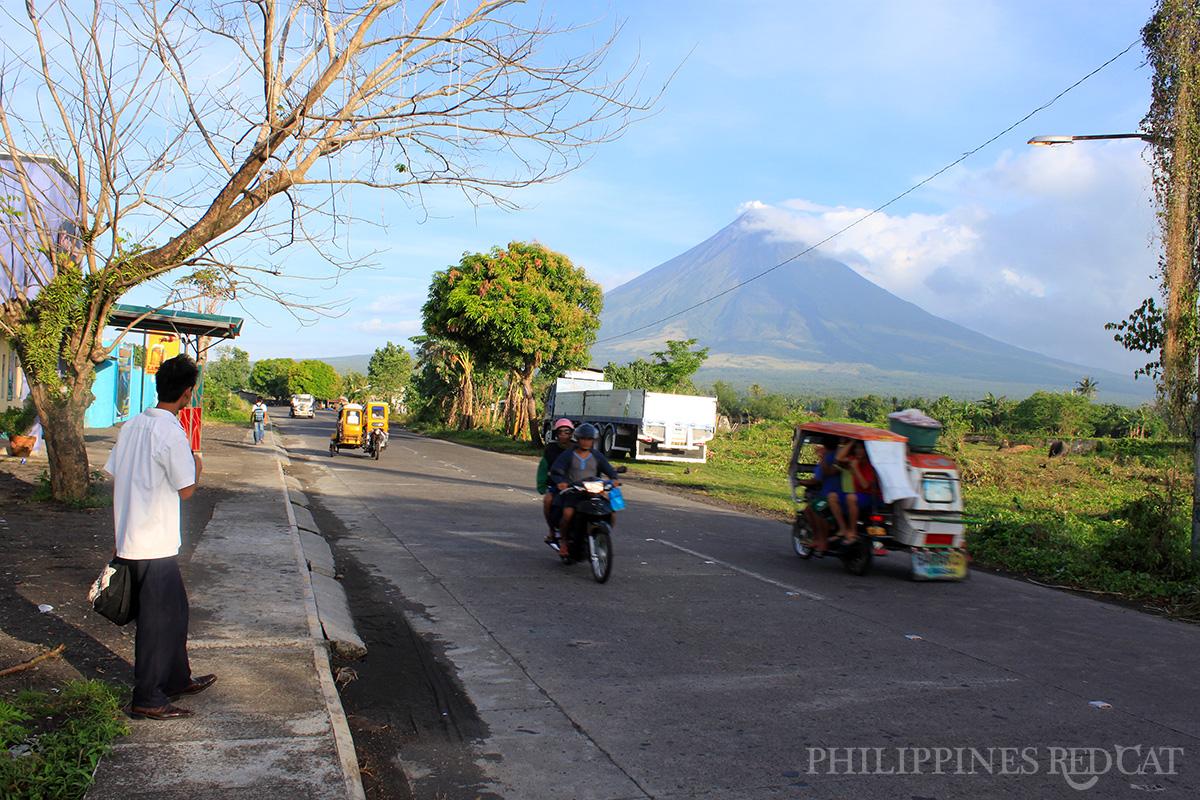 Legazpi Mount Mayon 3