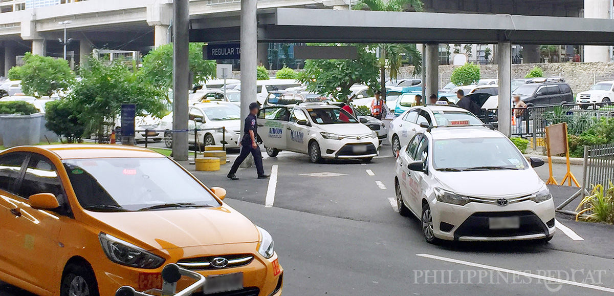 Manila Airport Taxis
