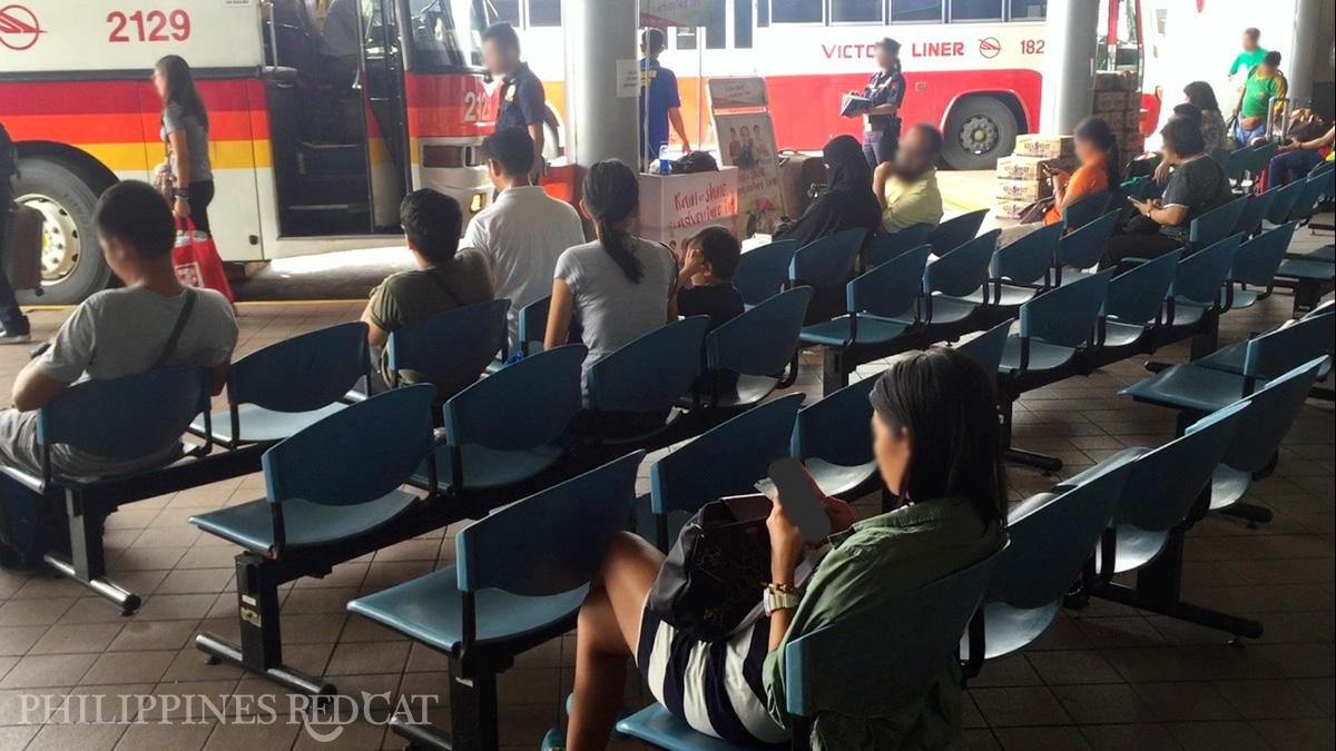 Manila Bus Terminal