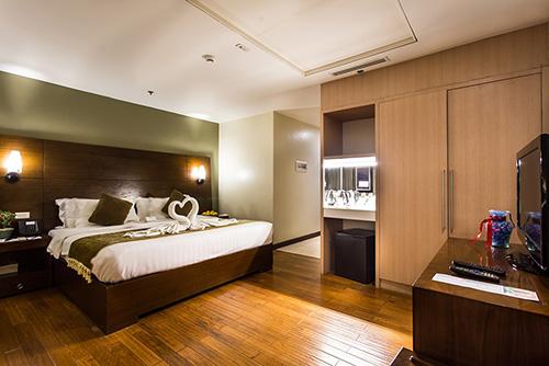 Manille Hôtel Ladyboy