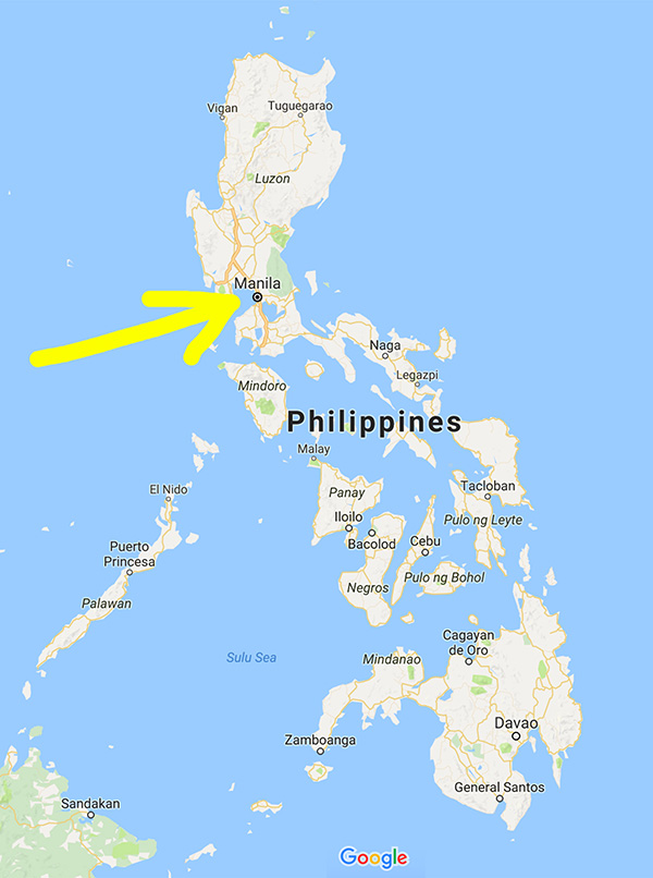 Manila Location