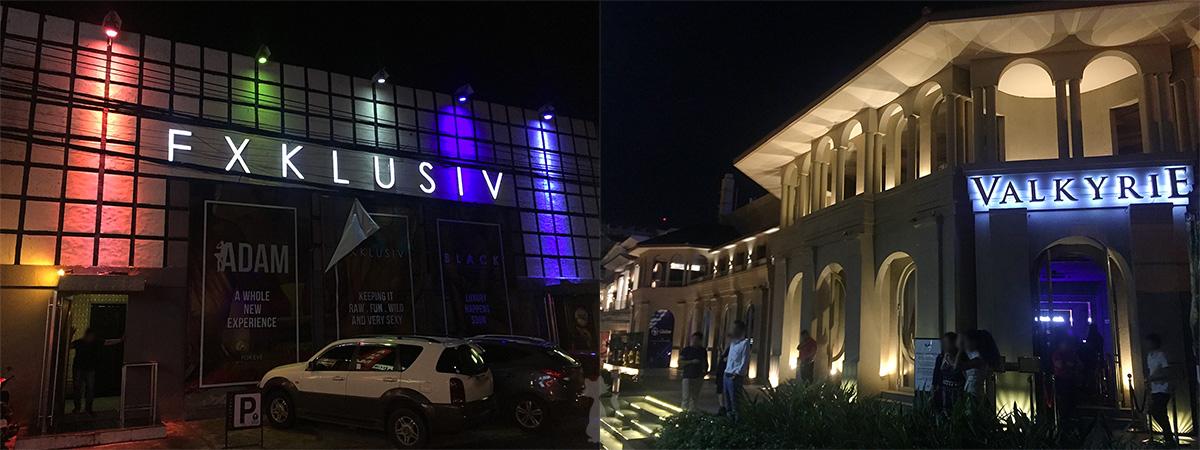 Manila Night Clubs