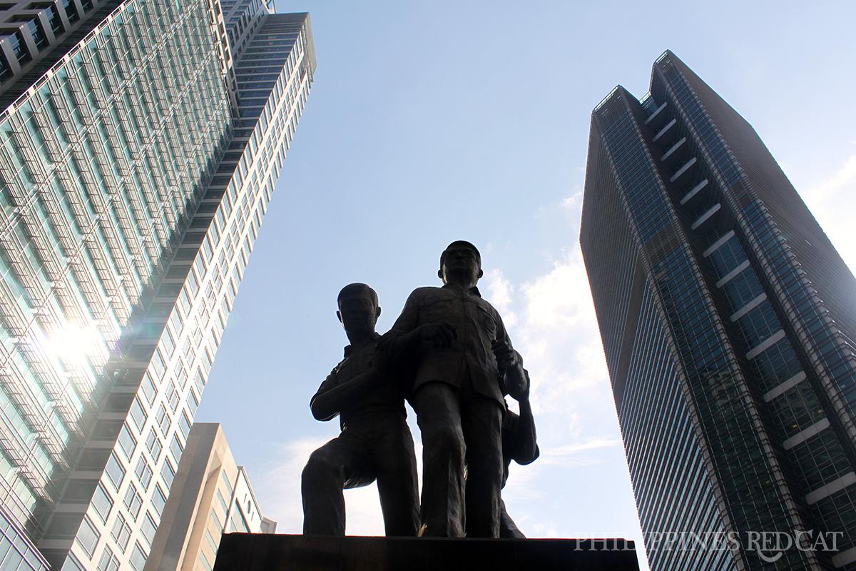 Manila Ninoy Aquino Memorial Monument