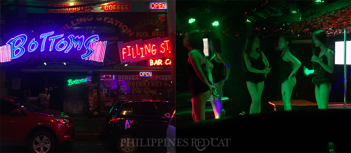 Manila Red Light District Burgos