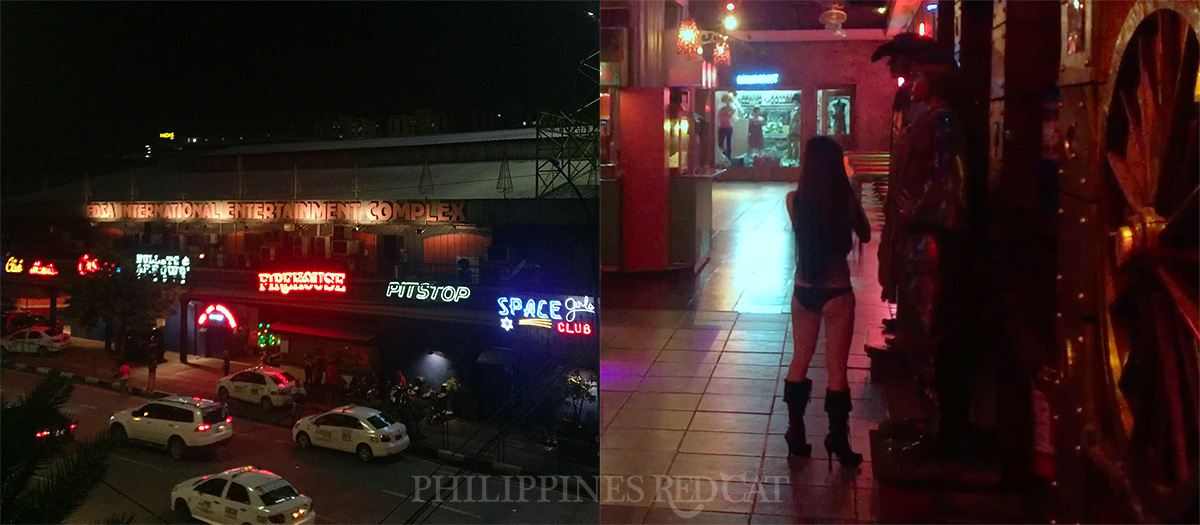 Manila Red Light District EDSA