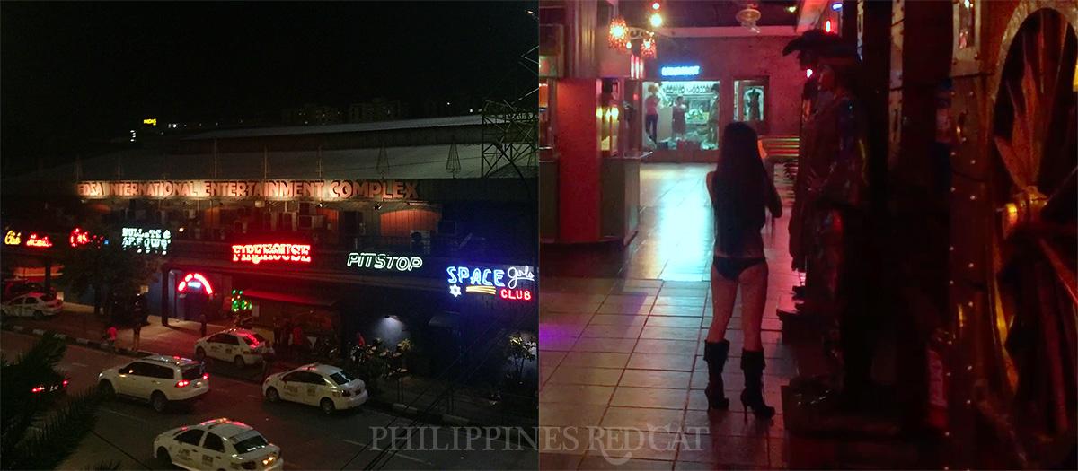 Manille Quartier Rouge EDSA