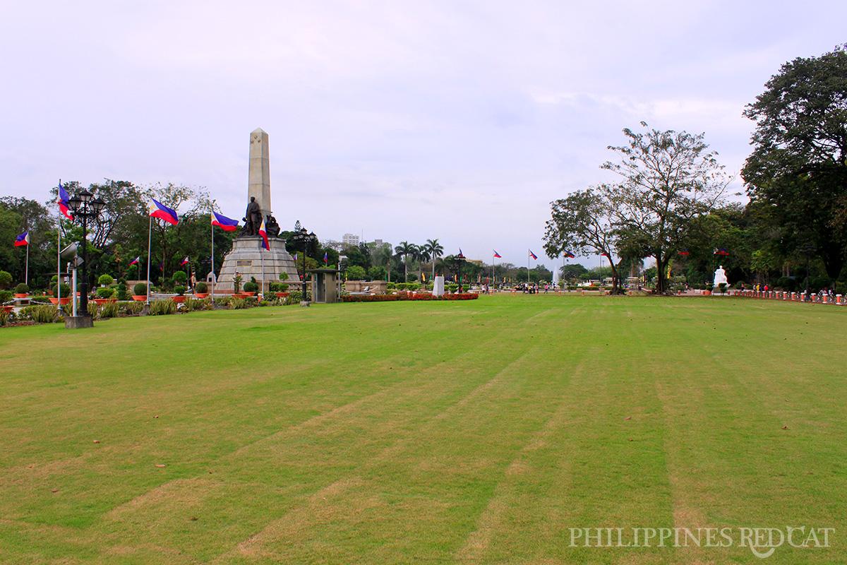 Manila Rizal Park