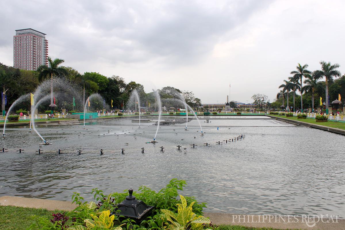 Manila Rizal Park 2