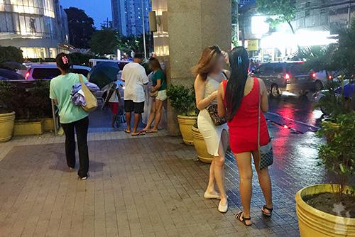 Manila Street Hookers
