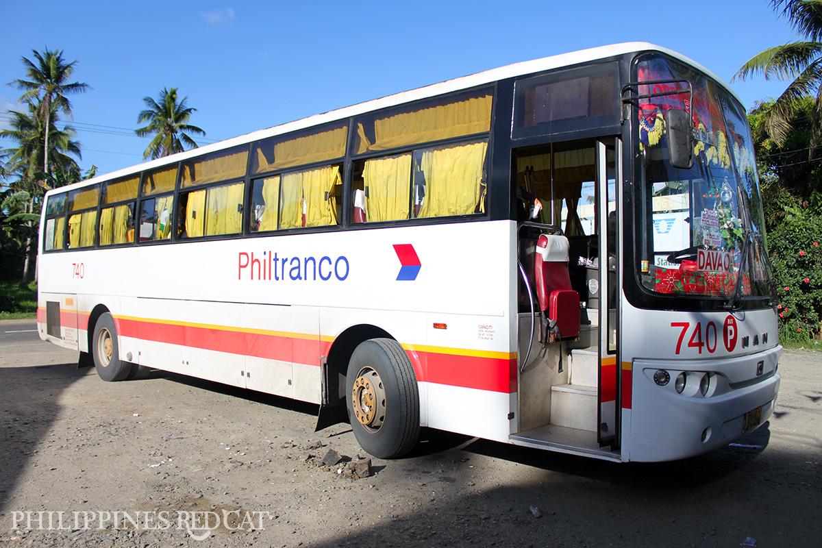 Philippines Bus