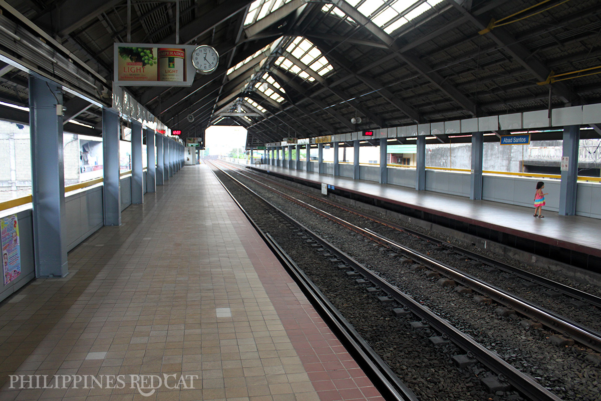 Philippines Train