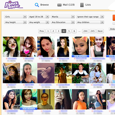 Filipino Dating Site