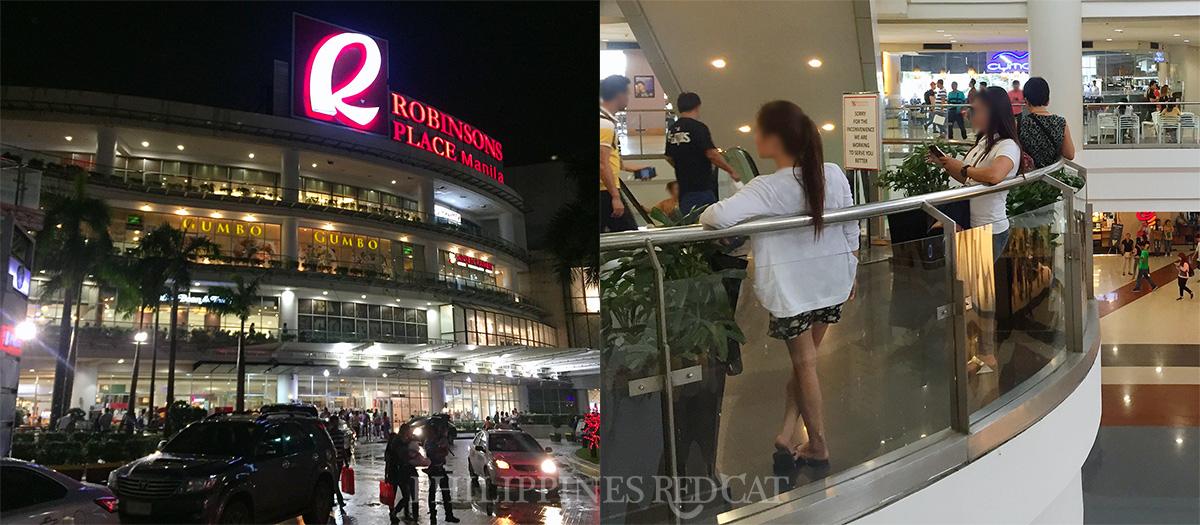 Robinson Mall Malate