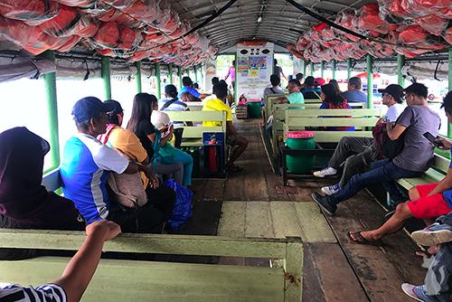 Samal Island Ferry