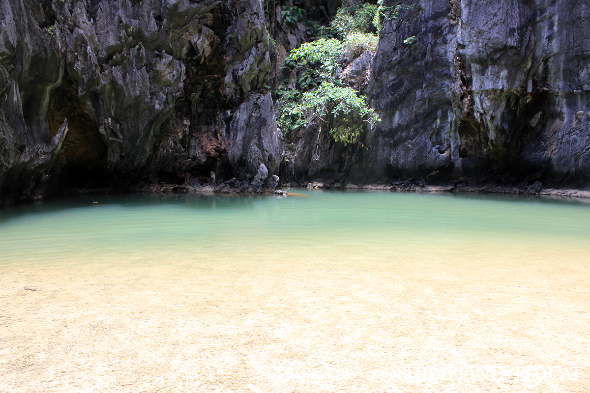 Secret Lagoon de El Nido