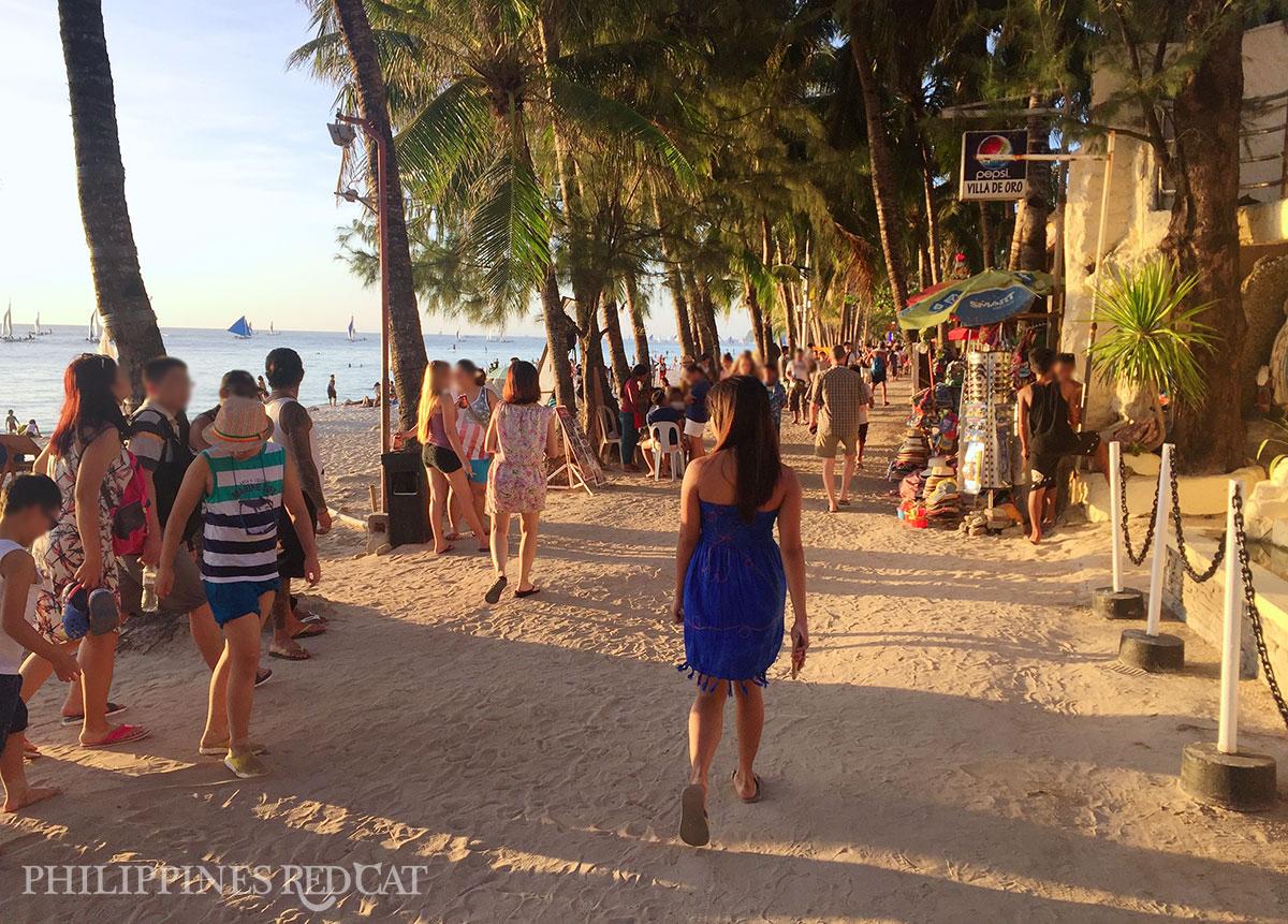 Sex Holiday on Philippines Beach