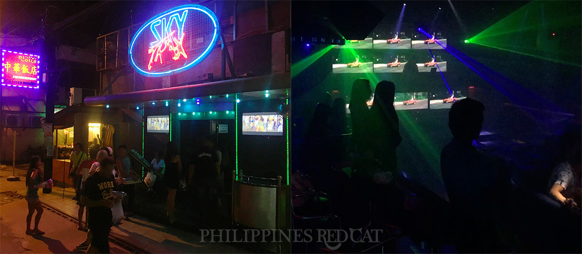 Skytrax Night Club Angeles