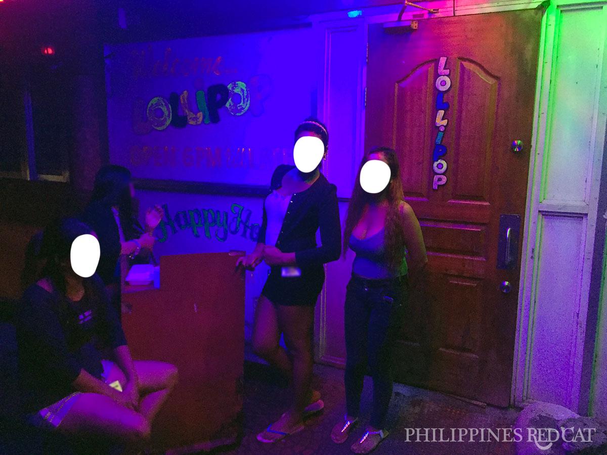 Subic Bay Girly Bar