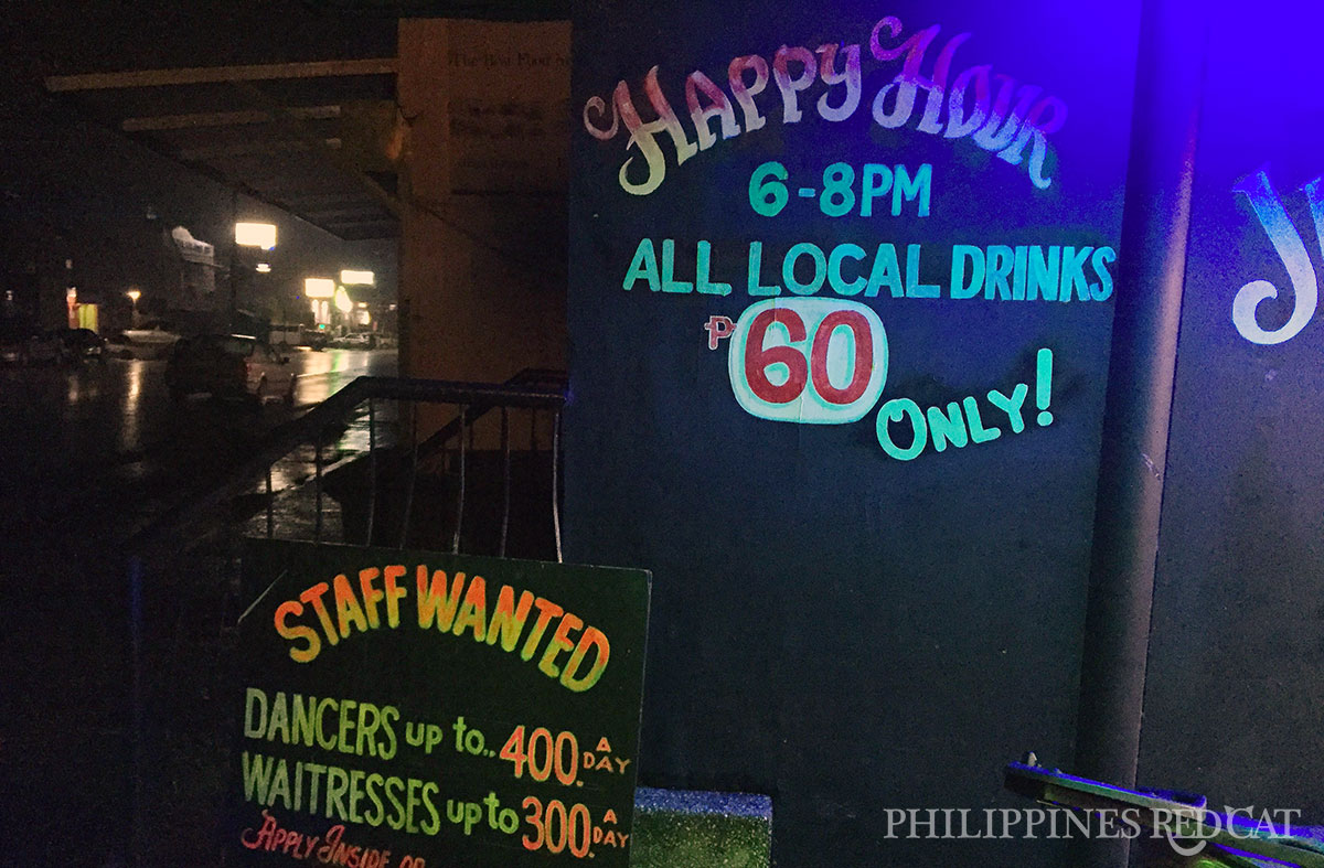 Subic Girly Bar Prices