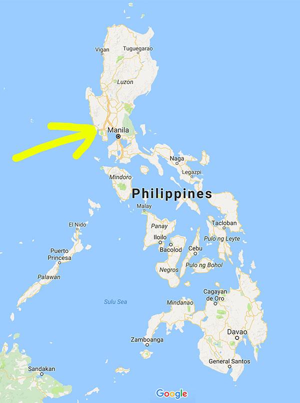 Subic Location