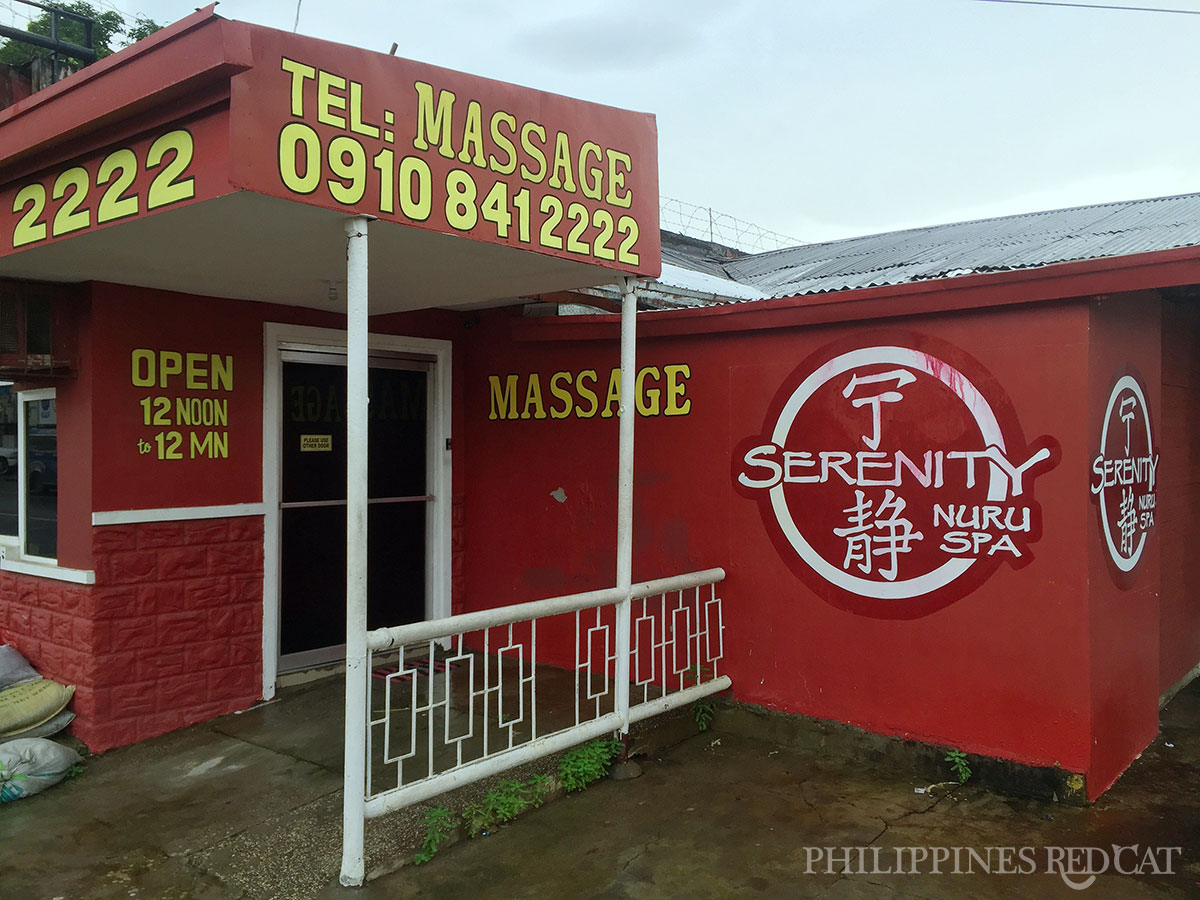 Subic Soapy Massage